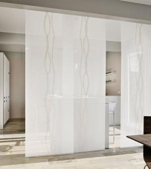 cloisonner l gamment une pi ce avec les panneaux japonais. Black Bedroom Furniture Sets. Home Design Ideas