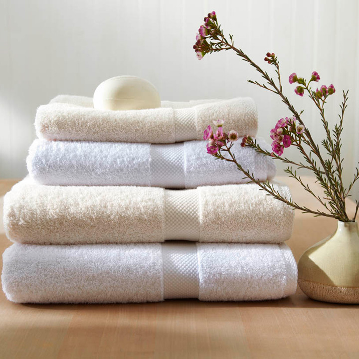 serviette coton organique
