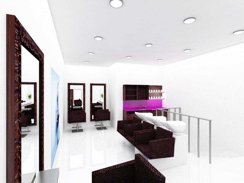 Les avantages d un mobilier de salon de coiffure design for Mobilier salon