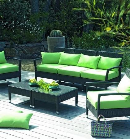 mobilier de jardin pour décorer