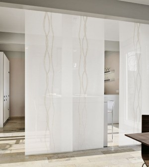 cloisonner l gamment une pi ce avec les panneaux japonais tamisants euro bsn. Black Bedroom Furniture Sets. Home Design Ideas
